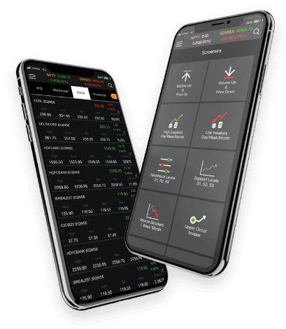 MO Trader - Share Trading App for Advance Traders